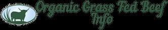 Organic Grass Fed Beef Info